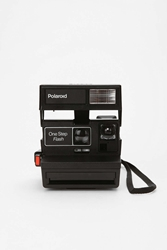 Vintage Polaroid 600 Camera Kit By Impossible Project Urban Outfitters