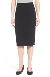 Women's Eileen Fisher Calf Length Pencil Skirt