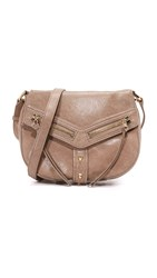 Botkier Trigger Saddle Bag Chai