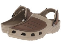 Crocs Yukon Mesa Clog Khaki Espresso Men's Clog Shoes