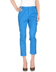 Reed Krakoff Trousers Casual Trousers Women Azure