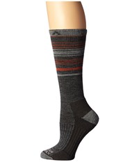 Wigwam Highline Pro Red Clay Women's Crew Cut Socks Shoes