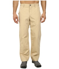 Mountain Khakis Poplin Pant Khaki Men's Casual Pants