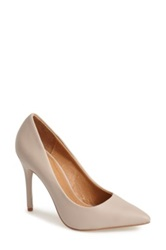Chinese Laundry 'Neapolitan' Pointy Toe Pump Women Beige