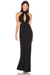 Nookie Wicked Games Gown Black