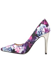 Head Over Heels By Dune Addyson Classic Multicolor Blue