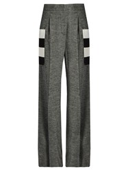 Max Mara Gitano Trousers Dark Grey