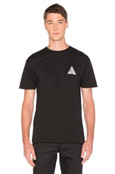Huf Concrete Triple Triangle Tee Black