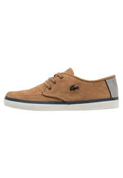 Lacoste Sevrin Casual Laceups Light Brown