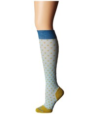Fits Casual Knee High Blue Golden Olive Women's Knee High Socks Shoes Gray