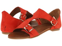 Miz Mooz Roman Red Women's Sandals