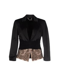Elisabetta Franchi Suits And Jackets Blazers Women Black