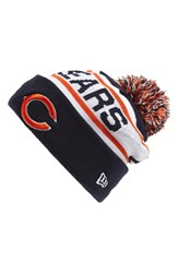 Men's New Era Cap 'Biggest Fan Redux Bears' Beanie