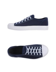 Fessura Low Tops And Trainers Black