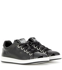 Kenzo Patent Leather Sneakers Black