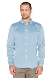 Globe Devon Shirt Blue