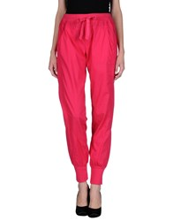 Deha Trousers Casual Trousers Women Fuchsia