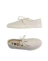 Ymc You Must Create Footwear Lace Up Shoes Men