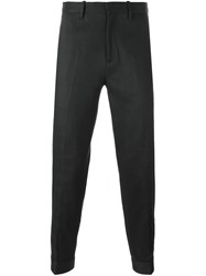 Neil Barrett Skinny Fit Pants Black