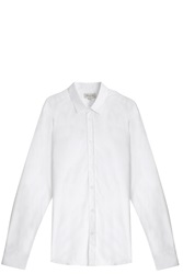 Paul And Joe Jacquard Shirt White