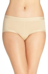 Exofficio Women's Give N Go Sport Hipster Briefs Nude