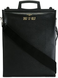 Givenchy Medium Flat Tote Black