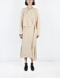 Lemaire Trench Dress Butter
