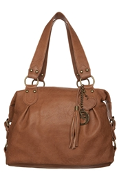 Anna Field Handbag Cognac Brown