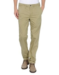 J Brand Casual Pants Military Green