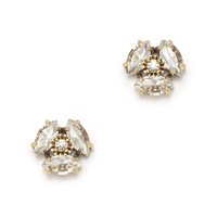 J.Crew Resin Flower Stud Earrings