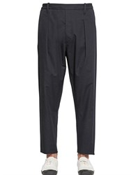 Christophe Lemaire 17.5Cm Cotton And Linen Twill Pants