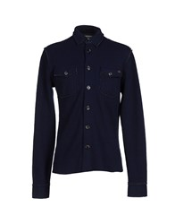 Gas Jeans Gas Shirts Shirts Men Dark Blue