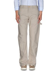 Woolrich Trousers Casual Trousers Men Beige