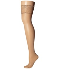 Falke Seidenglatt 15 Stocking Golden Hose Tan