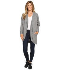 Nike Sportswear Modern Cardigan Carbon Heather Dark Grey Women's Sweater Gray