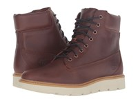 Timberland Kenniston 6 Lace Up Boot Medium Brown Full Grain Women's Lace Up Boots