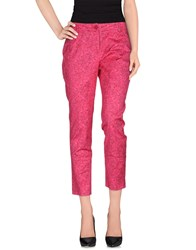 Akris Trousers Casual Trousers Women Fuchsia