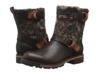 Woolrich Baltimore Java Blanket Wool Women's Boots Brown