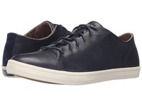 Cole Haan Trafton Cap Sport Oxford Blazer Blue Handstain Men's Lace Up Casual Shoes