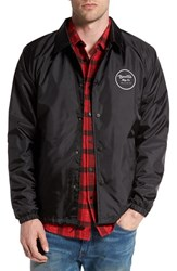 Brixton Men's 'Wheeler' Coaches Jacket