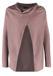 Tom Tailor Lovely Cardigan Washed Mauve