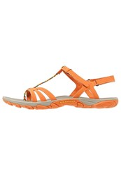 Merrell Enoki Twist Walking Sandals Orange