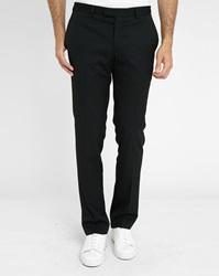 Sandro Black Notch Suit Trousers