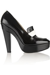 Stella Mccartney Faux Leather Pumps Black