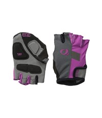 Pearl Izumi Elite Gel Glove Women's Purple Wine Cycling Gloves Multi