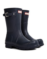 Hunter Original Short Rain Boot Navy