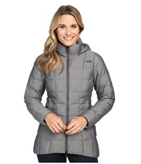 The North Face Transit Jacket Ii Tnf Medium Grey Heather Women's Coat Gray