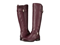 Naturalizer Joan Classic Cordovan Leather Women's Boots Brown