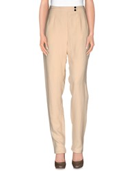 Bellerose Trousers Casual Trousers Women Beige