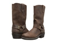 Dingo Molly Gaucho Cowboy Boots Brown